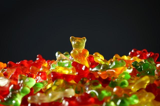 Każdy uwielbia słodycze