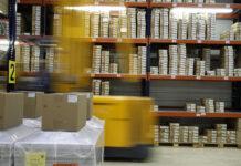 Etykiety logistyczne w sieci dostaw